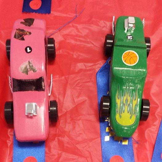 Awanas Grand Prix Cars
