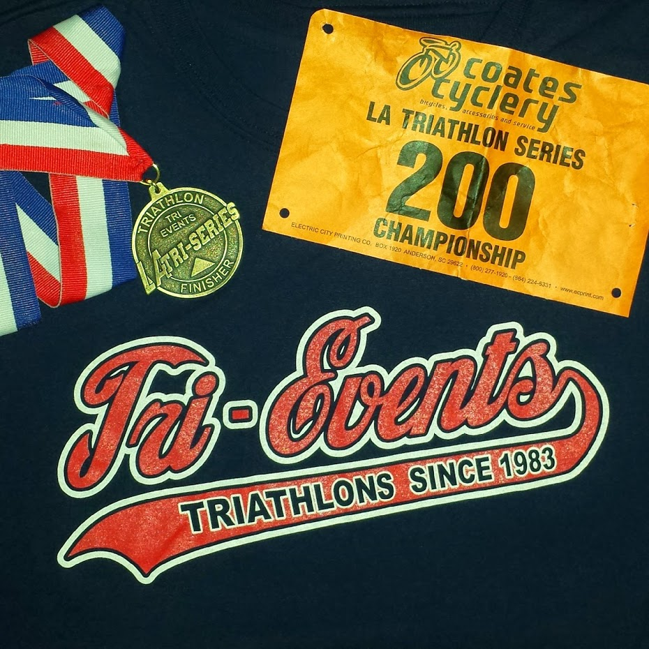 LACTS 2014 Finisher