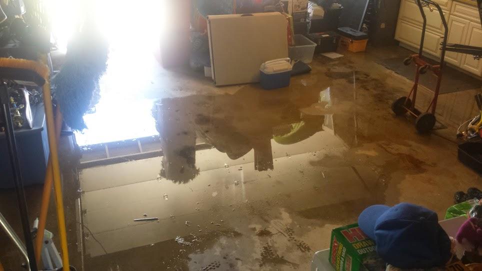 Garage Water